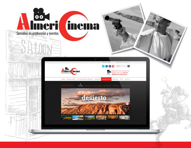 AlmeriCinema, nuevo proyecto web Almería