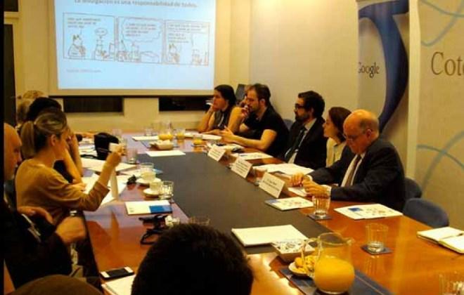 Presentación Diario de una PYME en internet