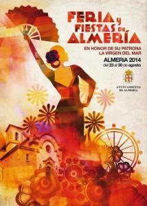 Cartel Feria de Almería 2014