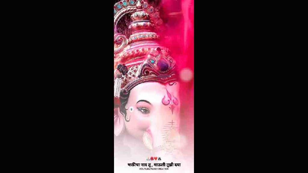 Ganpati Bappa Status 2021 Ganpati Bappa WhatsApp Status video