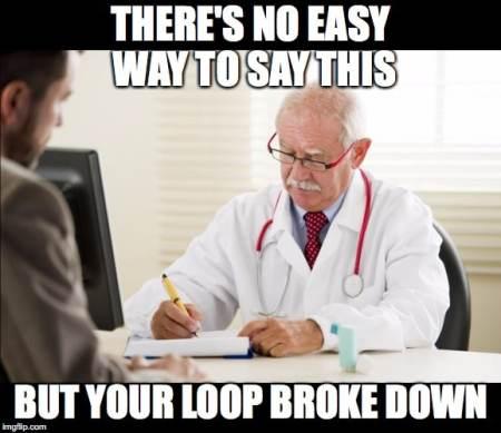 meme blog loop