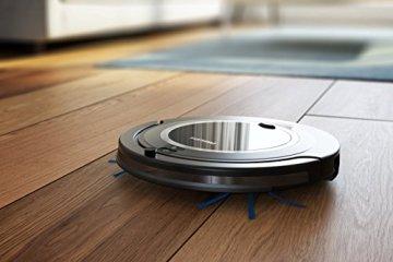 Philips FC8710/01 SmartPro Compact Robotersauger 2 Reinigungsstufen, Vorprogrammierung, Fernbedienung - 6