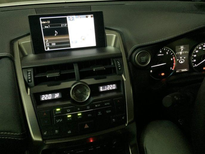Lexus NX Premium Sound System