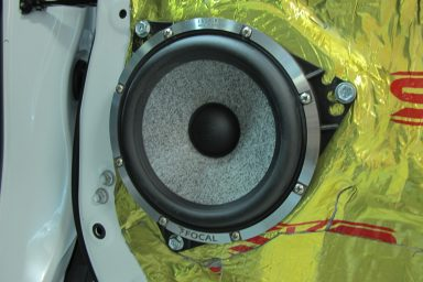 Focal WR-C in Lexus NX Turbo