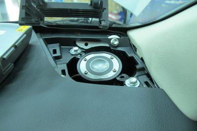 Focal WR-C in Lexus NX Turbo