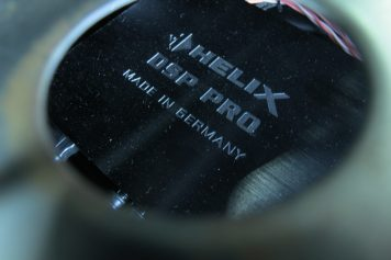 Helix DSP PRO in Lexus NX Turbo