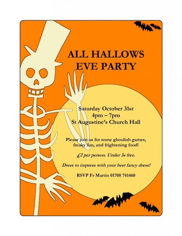 All Hallows Eve - Poster 2015
