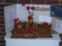 """The First World War"" - Our Mission Flower Festival"