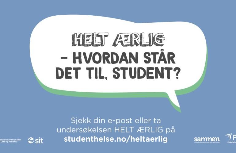 SHoT – Studentenes helse- og trivselsundersøkelse