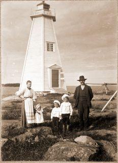 Staviken lighthouse