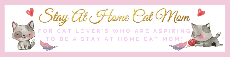 The Stay At Home Cat Mom Shop