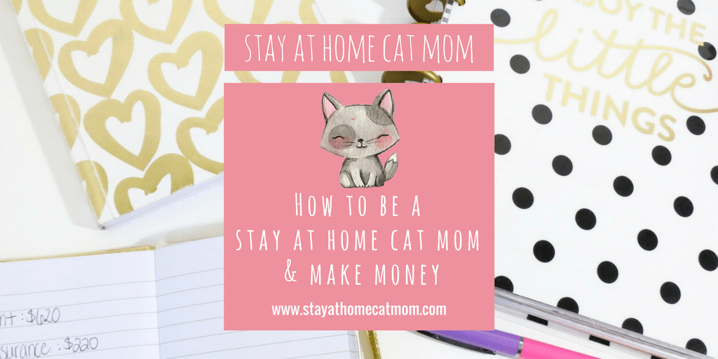 how to make money stay at home mum