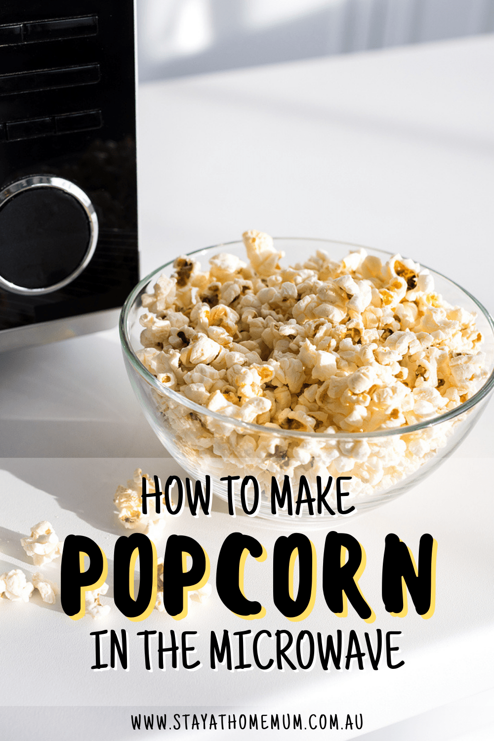 how to make popcorn in the microwave so freaking easy don t buy the pre prepared stuff