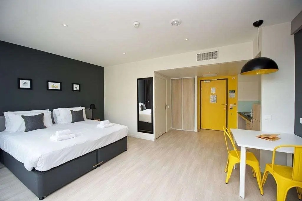 Serviced Apartments In Lyon Staycity Aparthotels