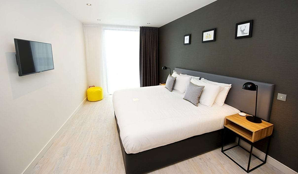 Staycity Serviced Apartments Paragon Street York Self