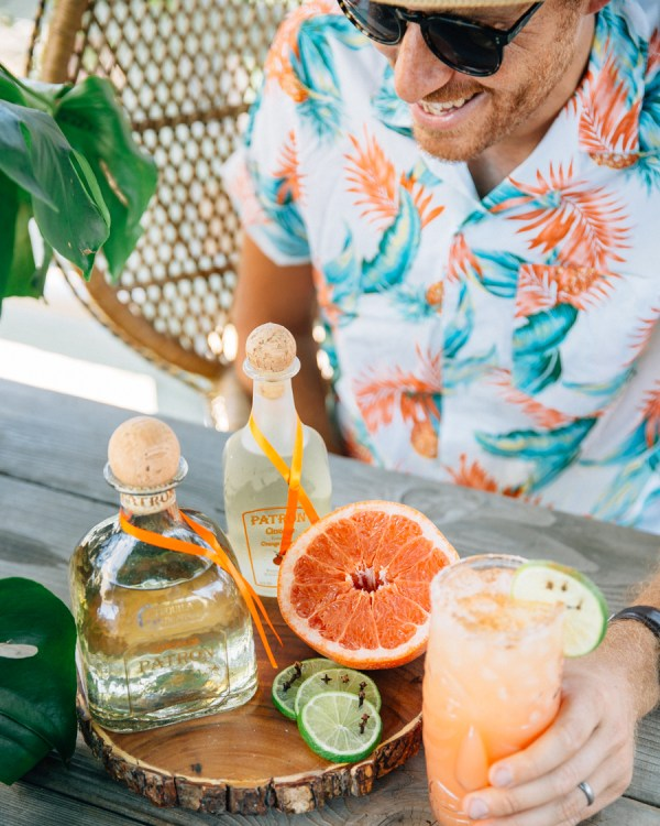 Tiki Party with Patron - Stay Classic