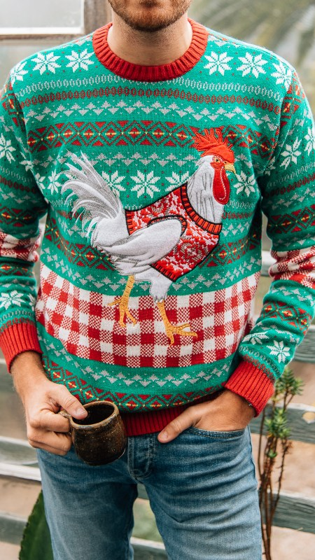 Ugly Christmas Sweaters - Stay Classic