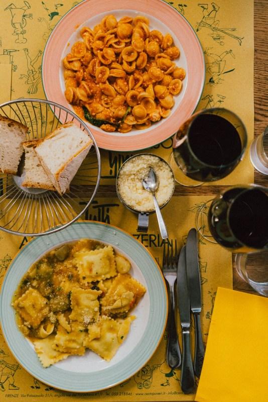Lunch at Ostaria dei Centopoveri - Stay Classic