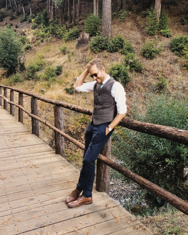 Wedding in Guerneville - Stay Classic