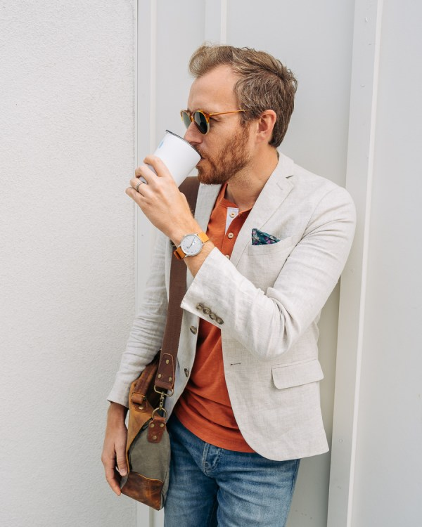 Spring Casual with a Blazer - Stay Classic