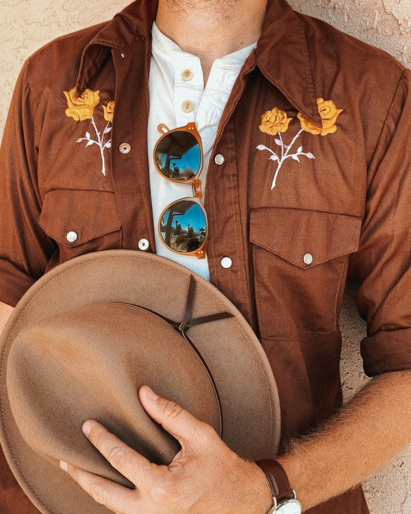 Vintage Western - Stay Classic
