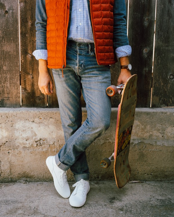 Inspired By Marty McFly - Stay Classic