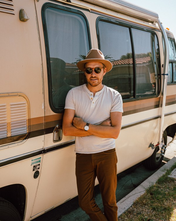 Matching the Motorhome - Stay Classic