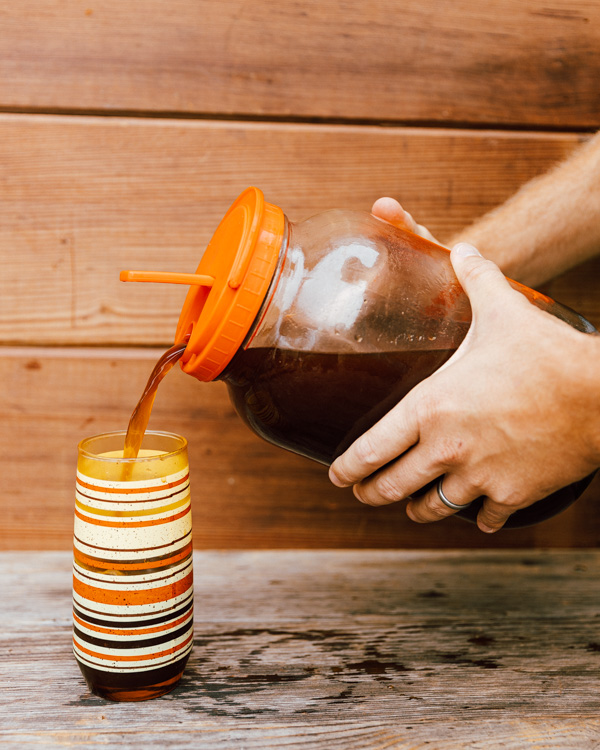 A Recipe for Cold Brew Coffee for the Week - Stay Classic