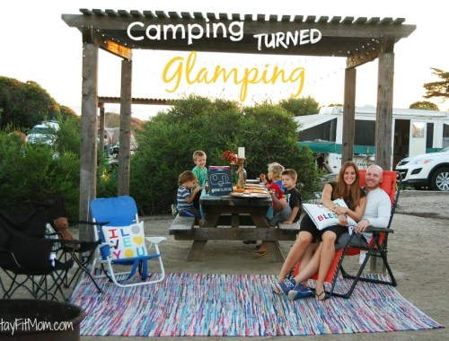 5 Tips to turn your camping experience into glamping!