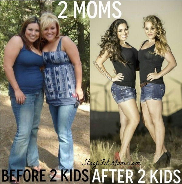This mom discusses how she is fitter than ever before after having kids!