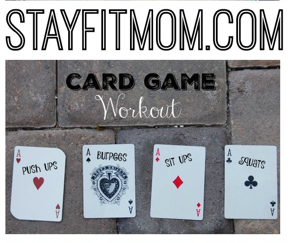 The perfect at home CrossFit workout for busy moms from StayFitMom.com!