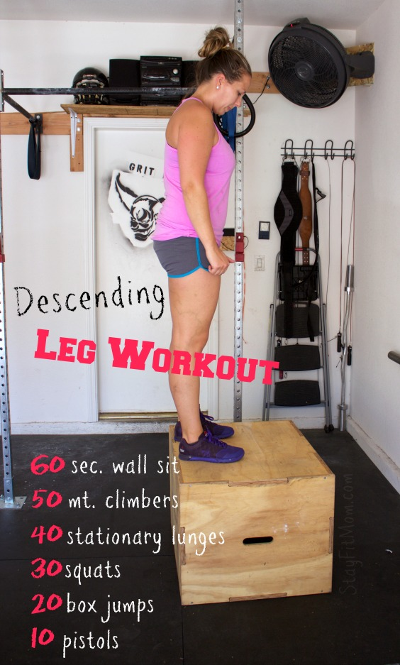 Leg Workout at home