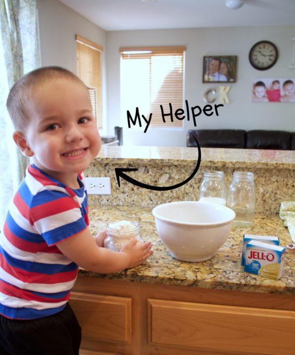 Protein Pudding Helper