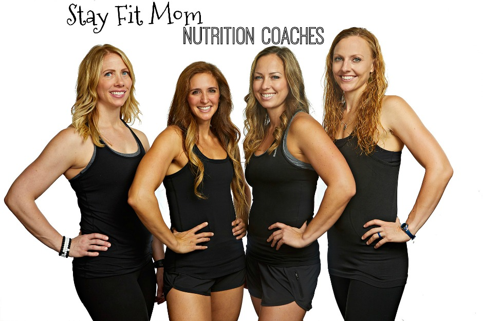 Postpartum journey with a nutrition coach from StayFitMom.com.