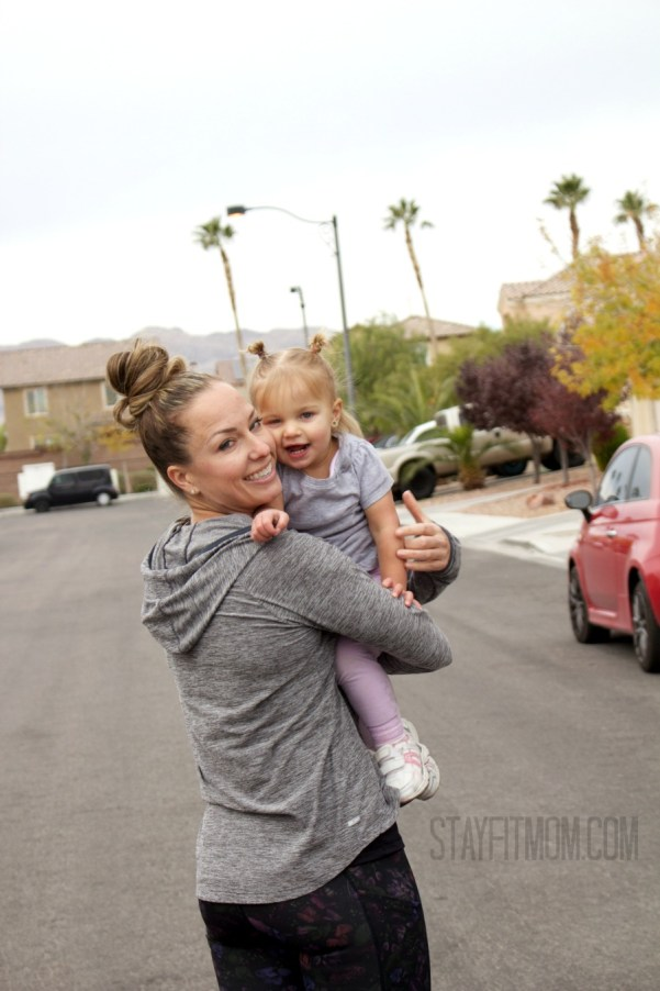 Free Home workouts for busy moms!
