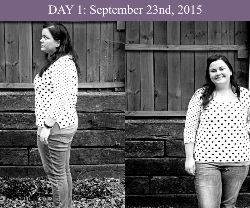 My weight loss journey begins now! I will be updating readers with inches and weight lost. | Stay gold Autumn