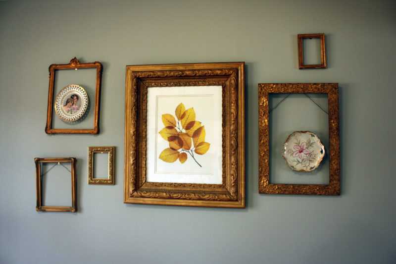 HOME TOUR: vintage dining room including family history and items from auctions and thrift stores. What is your favorite room in your house? | Stay gold Autumn