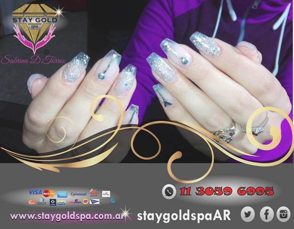 diamond nails model