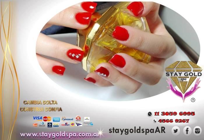 Esmaltado Semipermanente Rojo ʖ 1130596995