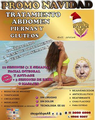Promo de belleza Navidad 2016 y verano 2017