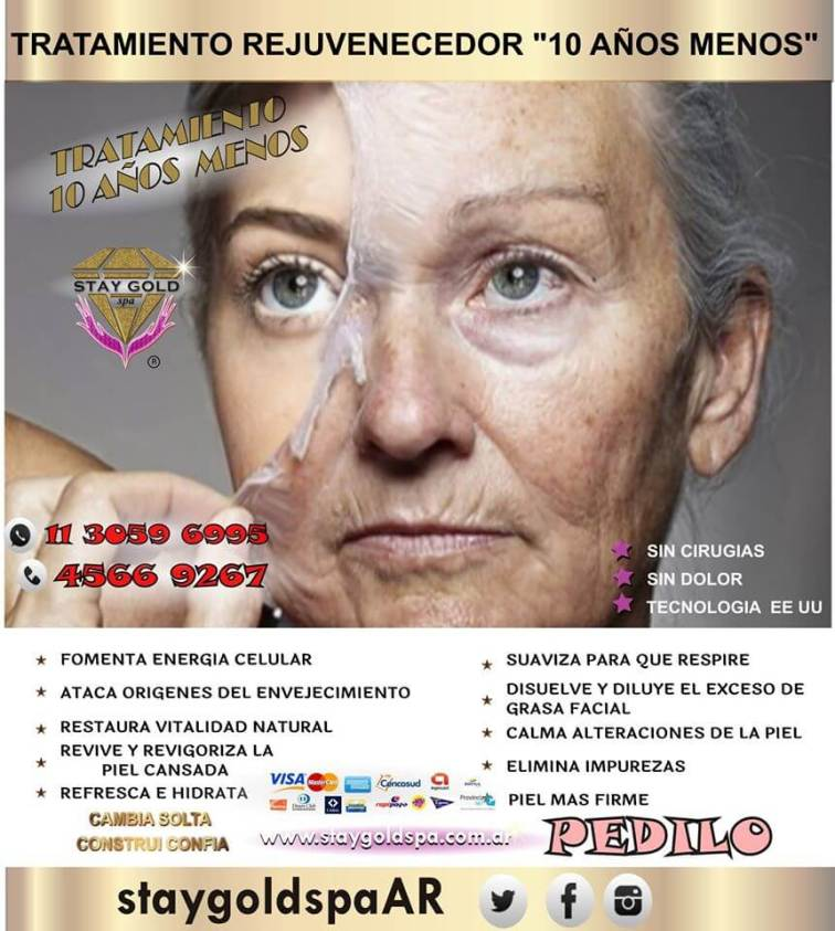 reservas facial rejuvenecedor