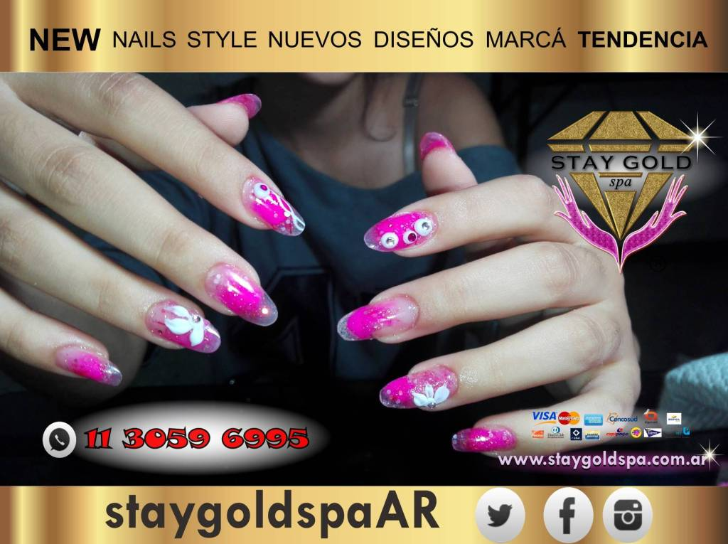nails precios argentina