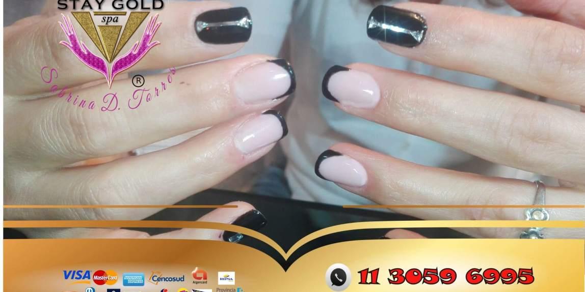 uñas decoradas next winter nails