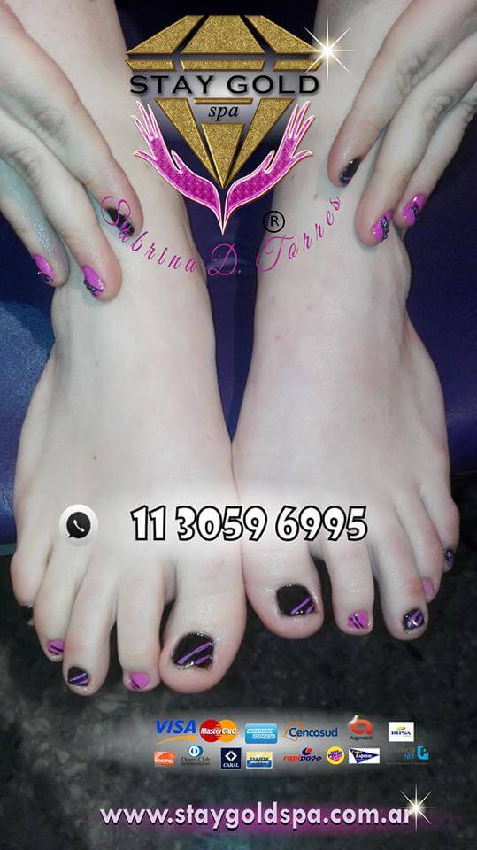 manos y pies devoto