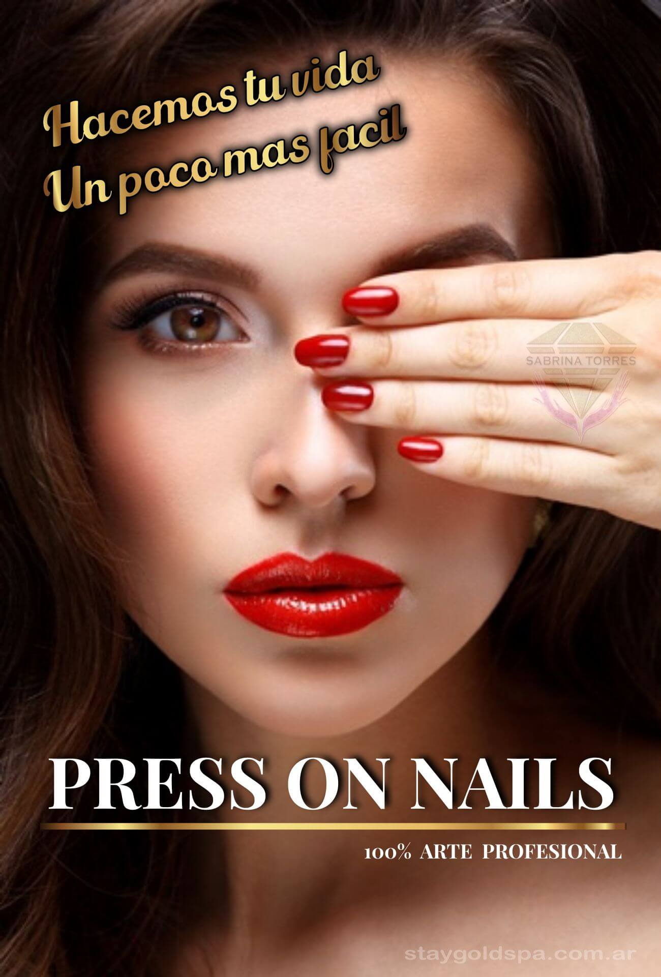 ▷ Press On Nail Curso Argentina 2021 Tendencia ##.