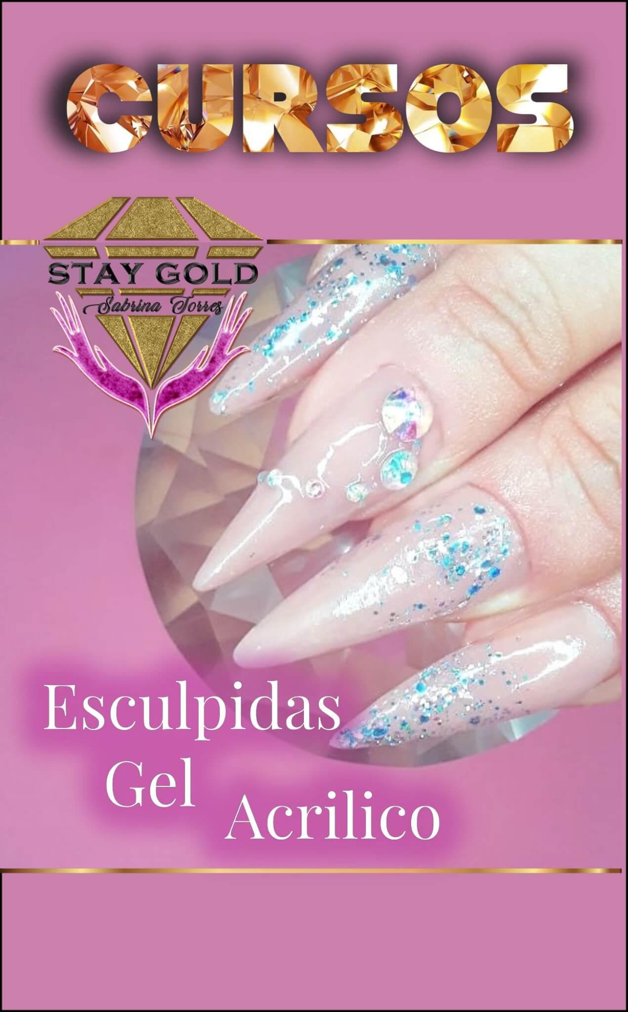 Información de cursos de uñas