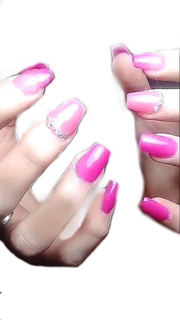 press on nails mas color
