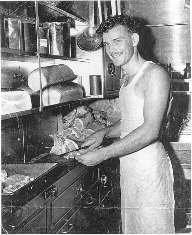 My Grandpa in the Navy – 1944