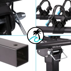 Tow Bar Bike Rack 4 Bicycle Carrier Mount Product Photo - Quality Details