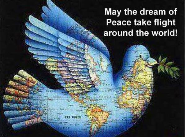 Image result for picture of peace around the world